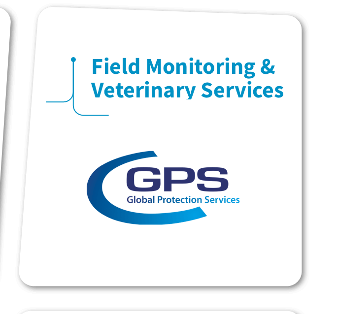 Field monitoring veterinary services